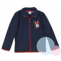 Mikina Minnie Disney , Barva - Tmavo modrá , Velikost - 98