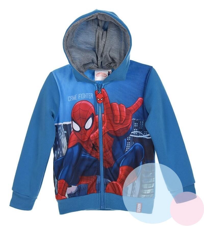 e05c44f55f5a dětská mikina spiderman