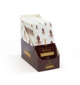 Mliečna čokoláda Balance , Velikost balení - 100g