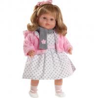 Mluvící panenka , Barva - Ružová