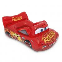 Nafukovací auto Cars , Barva - Červená