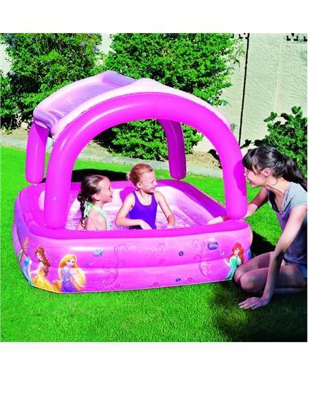 9ecd2556011ba Nafukovací bazén so strieškou Bestway Disney Princezny-1 ...