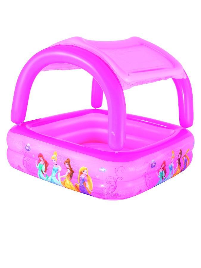 74056b5496f08 Nafukovací bazén so strieškou Bestway Disney Princezny