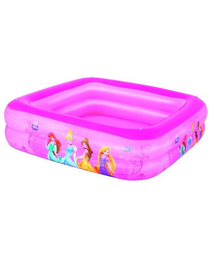 bd63f4b119a55 ... Nafukovací bazén so strieškou Bestway Disney Princezny-3