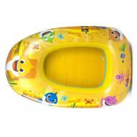 NAFUKOVACÍ ČLUN BABY SHARK , Barva - Žltá