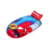 Nafukovací člun s volantem Bestway Spiderman , Barva - Červená