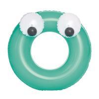 Nafukovací kruh Bestway Big Eyes , Barva - Zelená