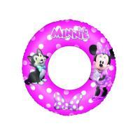 Nafukovací kruh Bestway Minnie , Barva - Ružová