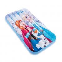 Nafukovací lehátko Frozen/Ledové království , Barva - Modrá