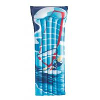 Nafukovací matrac Bestway Surfing , Barva - Modrá