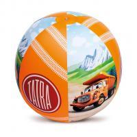 Nafukovací míč Tatra , Barva - Oranžová