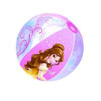 Nafukovací plážový balón Bestway Disney Princezny , Barva - Ružová