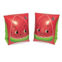 Nafukovací rukávky Bestway fruit , Barva - Červená