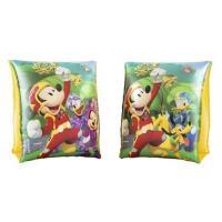 Nafukovací rukávky Mickey a Minnie , Barva - Žltá