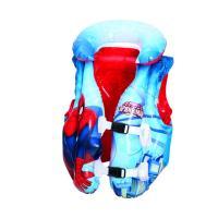 Nafukovací vesta Bestway Spiderman , Barva - Modrá