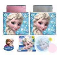 Nákrčník Frozen Elsa , Barva - Ružová