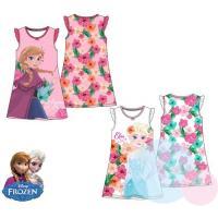 Noční košile Frozen , Barva - Biela , Velikost - 104
