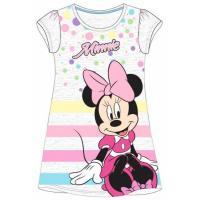 Nočná košeľa Minnie Mouse , Barva - Šedá , Velikost - 122