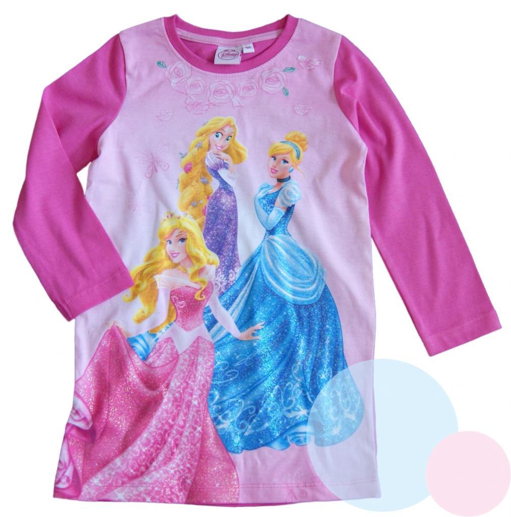 Nočná košeľa Princezné Disney