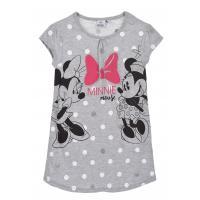 Noční košile Minnie , Velikost - 98 , Barva - Šedá