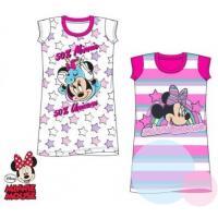 Noční košile Minnie , Barva - Malinová , Velikost - 98