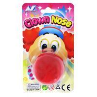 Nos klaun pěnový , Barva - Červená