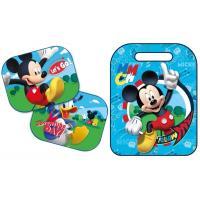 Ochrana sedadla a clona Mickey Mouse , Barva - Modrá