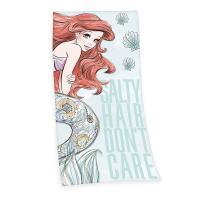 Osuška Ariela , Rozměr textilu - 75x150 , Barva - Světlo modrá