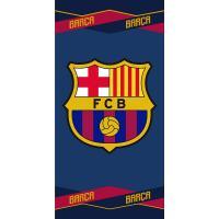Osuška FC Barcelona 188 , Barva - Modrá , Velikost - 70x140cm