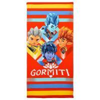 OSUŠKA GORMITI , Barva - Červená , Rozměr textilu - 70x140