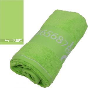 Osuška Graphic 3640 , Barva - Zelená , Rozměr textilu - 90x170