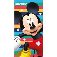 Osuška Mickey cool , Barva - Barevná , Rozměr textilu - 70x140