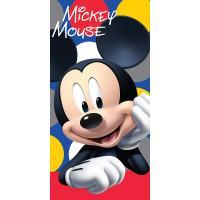 Osuška Mickey dots , Barva - Barevná , Velikost - 70x140cm