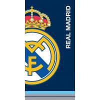 Osuška Real Madrid Famosa , Barva - Modrá , Rozměr textilu - 70x140