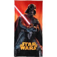 Osuška Star Wars , Barva - Červená , Rozměr textilu - 70x140