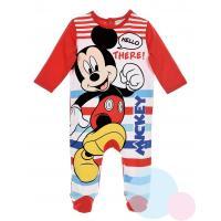 Overal Mickey , Barva - Červená , Velikost - 68