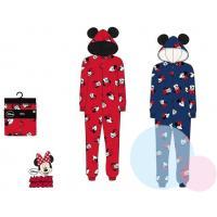 OVERAL MINNIE Disney , Dospělé velikosti - L , Barva - Červená