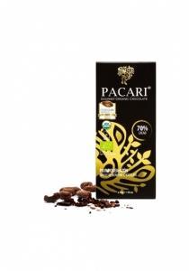 Pacari 70% horká čokoláda Piura BIO , Velikost balení - 50g