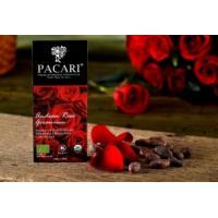 Pacari horká čokoláda s andskou ruží Geranium BIO , Velikost balení - 50g