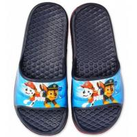 Pantofle Paw Patrol , Barva - Tmavo modrá , Velikost boty - 25