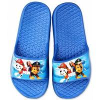 Pantofle Paw Patrol , Barva - Světlo modrá , Velikost boty - 25