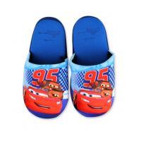 Papuče Cars Disney , Velikost boty - 25-26 , Barva - Světlo modrá