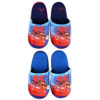 Papuče Cars Disney , Velikost boty - 25-26 , Barva - Tmavo modrá
