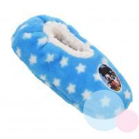 Papuče Mickey , Barva - Světlo modrá , Velikost boty - 25-26