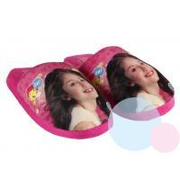 Papuče Soy Luna , Barva - Ružová , Velikost boty - 28-29