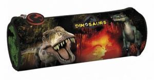 Penál Dinosaurus kulatý , Barva - Čierna