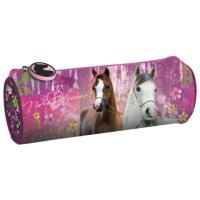 Peračník I love Horses guľatý