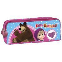 Peračník Máša a medveď , Barva - Ružová