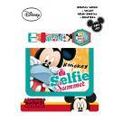 Peňaženka a hodinky Mickey Selfie , Barva - Barevná