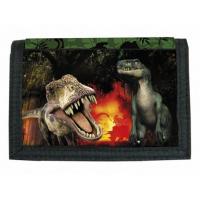Peněženka Dinosaurus , Barva - Černo-zelená